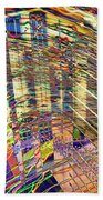 City In Motion 29 Beach Towel