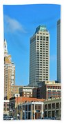 City View Beach Towel