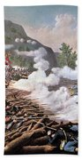 Civil War, 1864 Beach Towel