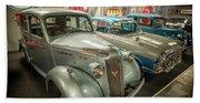 Classic Car Memorabilia Beach Towel