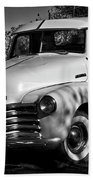Classic Chevy Truck Beach Towel