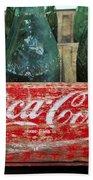 Classic Coke Beach Towel