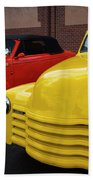 Classic Colors 5 Beach Towel