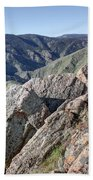 Clear Creek Canyon Beach Towel