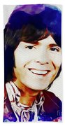 Cliff Richard, Music Legend Beach Towel