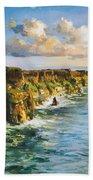 Cliffs Of Mohar 2 Beach Towel