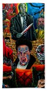 Clive Barker's Nightbreed Beach Towel