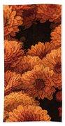 Clockwork Orange Beach Towel