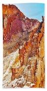 Ochre Pits - West Mcdonald Ranges Beach Towel