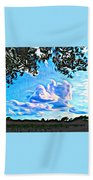 Cloud Creative Beach Towel