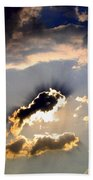 Cloud Nine 4 Beach Towel