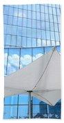 Cloud Reflections - Revel Hotel Beach Towel