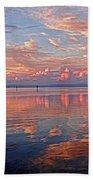 Clouds - Almost Heaven Beach Towel