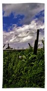 Clouds Over Gettysburg Beach Towel