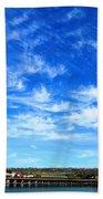 Clouds That Whisper2 Beach Towel