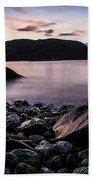 Coast Of Norway Beach Towel