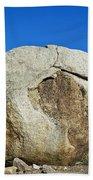 Coastal Boulder Beach Towel