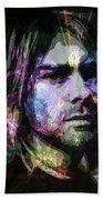 Cobain Beach Towel