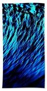 Cobalt Blues Beach Towel