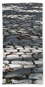 Cobbled Beach Towel