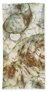 Cobblestoned Disrobed  Id 16098-000717-06400 Beach Towel