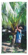 Coconut Shade Beach Towel