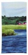Cohansey River Beach Towel