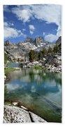 Colby Lake Outlet - Sierra Beach Towel