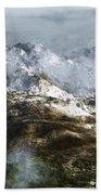 Cold Mountain Beach Sheet