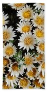 Collective Flowers Beach Towel