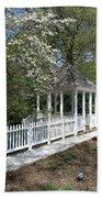 Colonial Springtime Beach Sheet