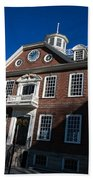Colony House Newport Rhode Island Beach Towel