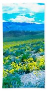 Color 57 Beach Towel