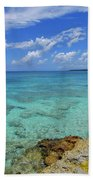 Color And Texture Beach Towel by Chad Dutson