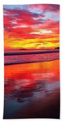 Color Blast Beach Towel