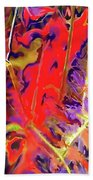 Color Explosion Beach Towel