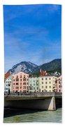 Color In Innsbruck Beach Towel