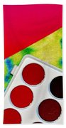 Color Beach Towel