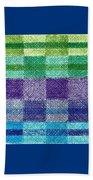 Color Of Water Beach Towel