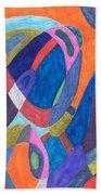 Color Rush Beach Sheet