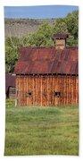 Colorado Barn 5817 Beach Towel