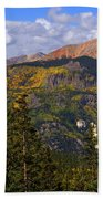 Colorado Fall Beach Towel