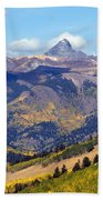 Colorado Mountains 1 Beach Towel