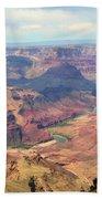 Colorado River Grand Canyon  Beach Towel