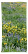 Colorado Summer Color Beach Towel