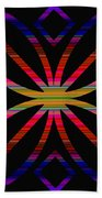 Colorful Abstract 11 Beach Towel