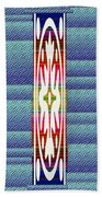 Colorful Abstract 13 Beach Towel