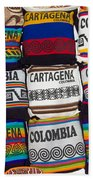 Colorful Cartagena Beach Towel