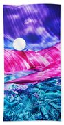 Colorful Desert Beach Towel