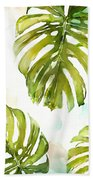 Colorful Palm Beach Towel